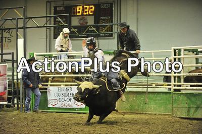 PCCA11 bull riding