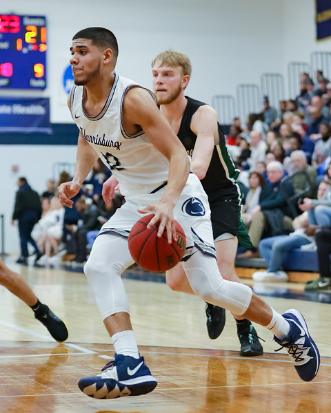 2020 NEAC Tournament Final Four | Penn State Harrisburg vs. Morrisville State | February 28, 2020
