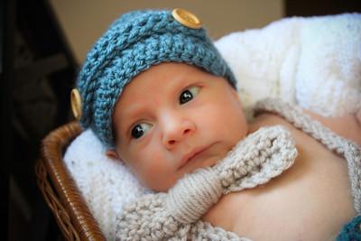 Noah~Newborn