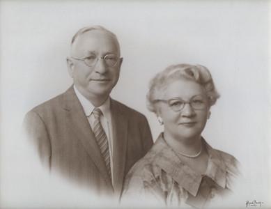 Morris and Rose Schiller