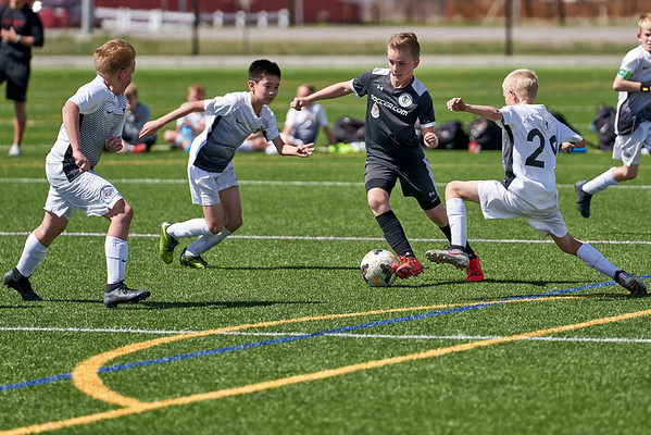 B-Elite 2007A Game vs Real National, 04-28-2019