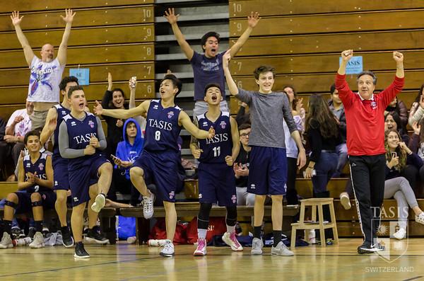 NISSA Boys Varsity Basketball Tournament