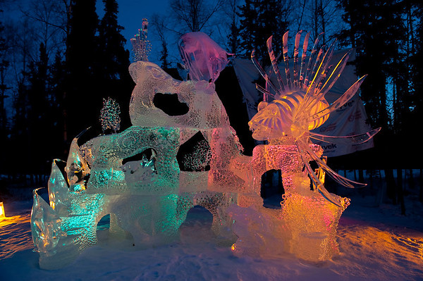 2010 World Ice Art Championship