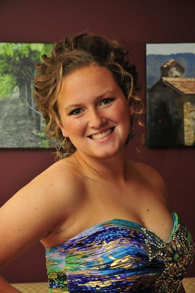 Kellie Prom 2012 - Family