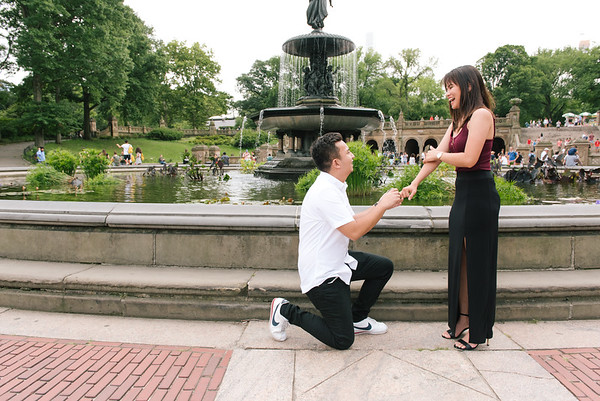Mary & Marvin Central Park Proposal