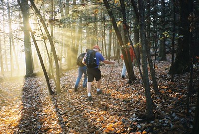 2004 HOUSATONIC RANGE TRAIL