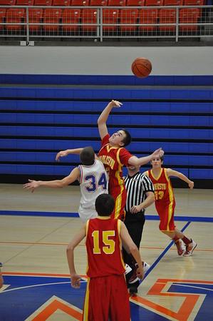 Freshman/Soph vs Newton 12/19/11