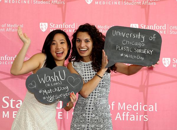 Karen Hong, left, and Afaat Shakir