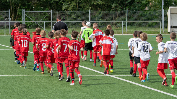 Test : FVLB - Freiburger FC