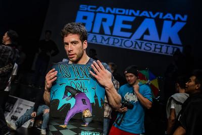 Scandinavian Break Championship 2014