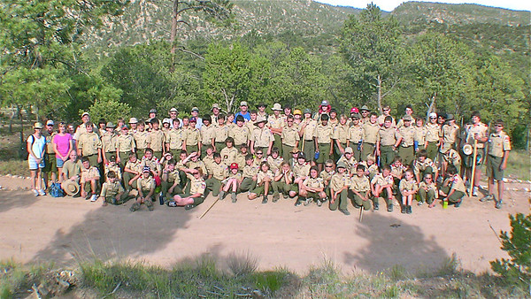 Summer Camp - Gorham Scout Ranch/Camp Frank Rand
