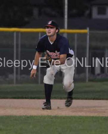 20110802 Sleepy Eye Indians Baseball