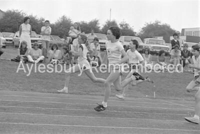 District School Sports, 1983