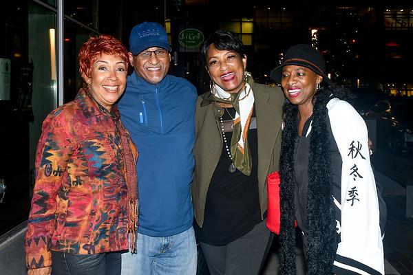Ronnie, Debra and Eloise Laws 10092019