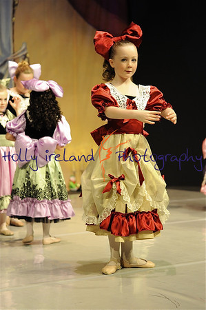 Encinitas Ballet Nutcracker Dress Rehearsal