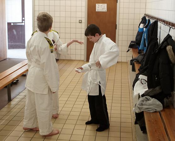 Goshin-Jitsu Diplom