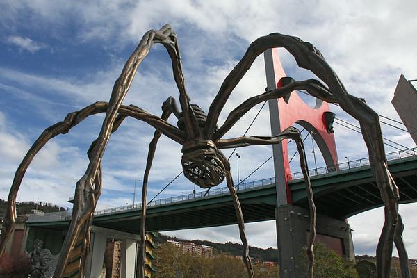 Santillana del Mar, Bilbao, Guernica