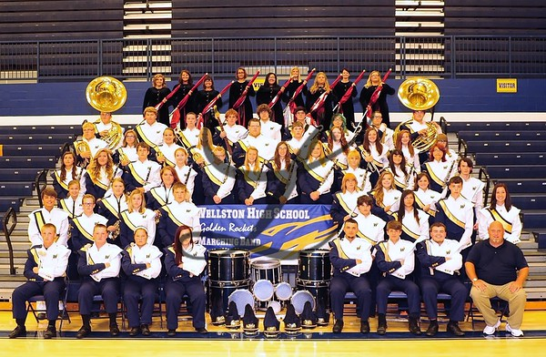 Marching Band 2015-16