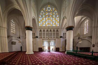 Selimiye Mosque (Agia Sofia Cathedral) , Nicosia , Turkisg Cyprus