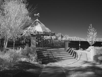 Arrowhead Lake Day IR 2014