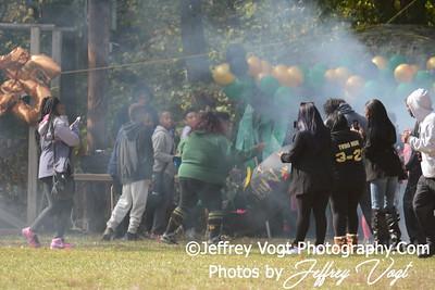 10-17-2015 Montgomery Village Sports Association Chiefs Mighty Mites Black vs White Oak Warriors, Photos by Jeffrey Vogt Photography