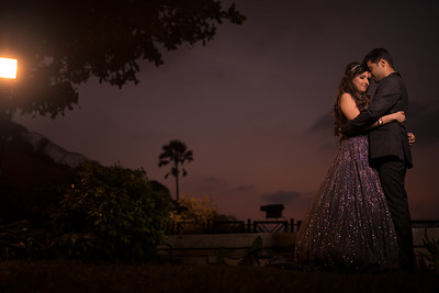 Siddh & Niti Post Wedding