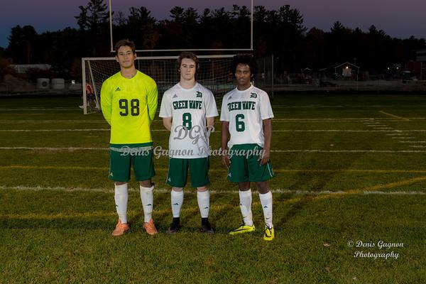 DHS Boys Soccer SN 101916
