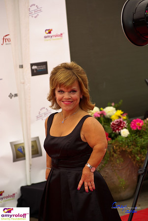 Amy Roloff Charity Foundation 2011 - Red Carpet photo op