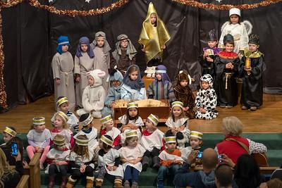 CALC Children's Christmas Performance 12-15-2017