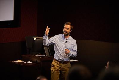 2019 UWL Geography Speaker Samuel Munoz