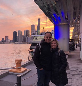 Erik & Sara in Chicago - Oct., 2019