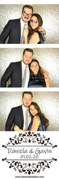 Gavin & Daniela Wedding