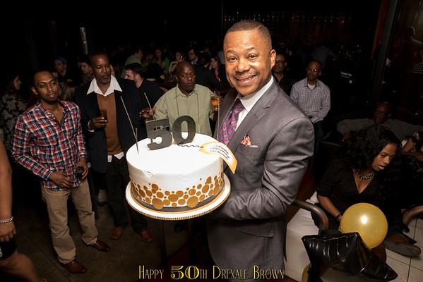 Drexale Brown's 50th Birthday Celebration