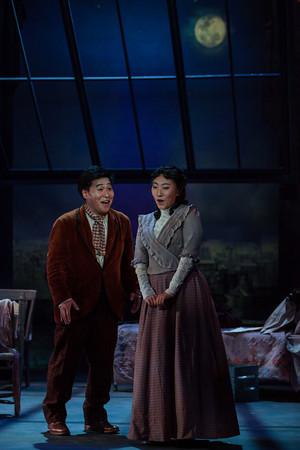 Butler Opera:La Boheme