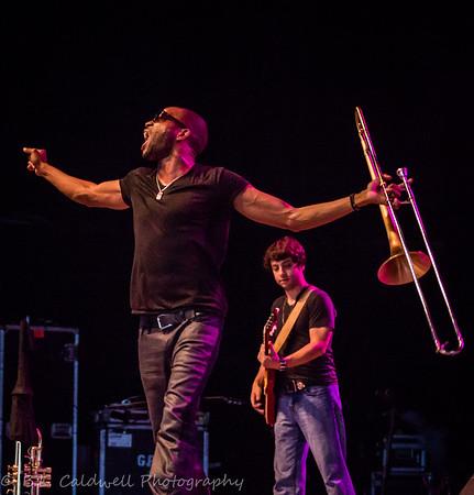 Trombone Shorty & Orleans Avenue - Ohio River Throwdown 2014