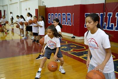 Socorro HS Girls Basketball Camp