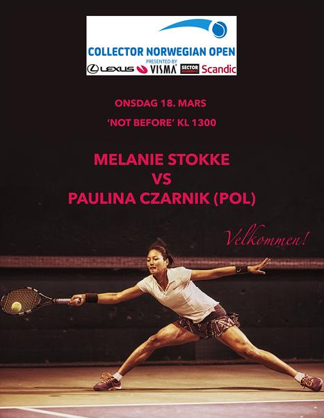 Melanie Stokke - CNO mars 2015