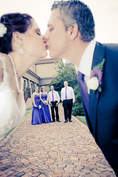 Bridal Party and Bride and Groom Images