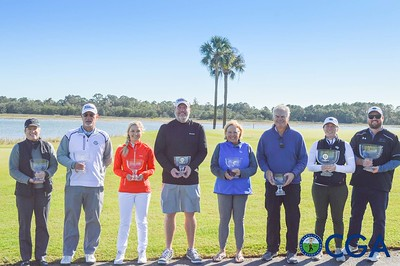 14th Carolinas Mixed Team Championship
