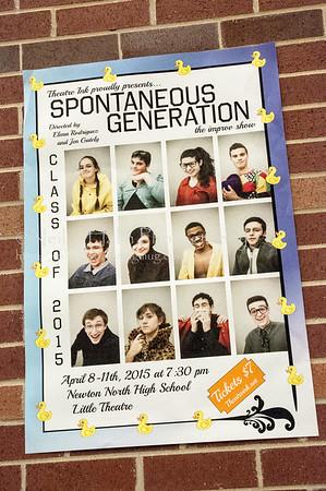 Spontaneous Generation 2015