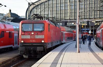 RSE: Hamburg Hbf - 19th October 2018
