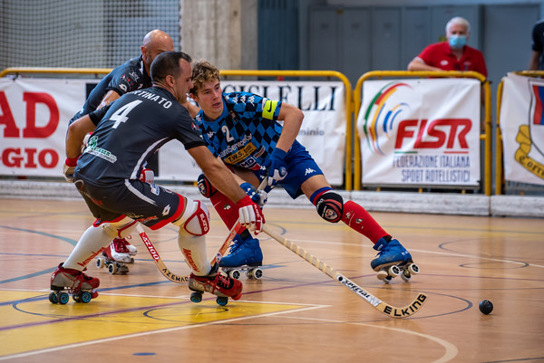 Finale 3°/4° posto: Montebello Hockey ASD vs HRC Monza