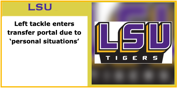 Louisiana State 65, Northwestern State 14