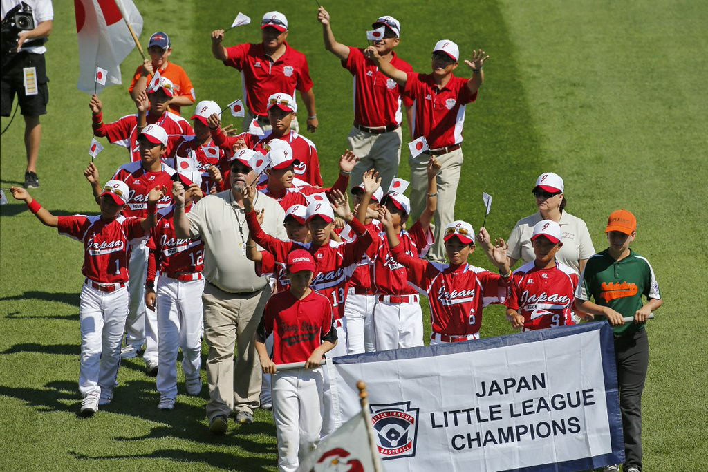 """. 7. LITTLE LEAGUE WORLD SERIES <p>The annual tradition of watching American children get their butts kicked by Japanese teenagers. (unranked) </p><p><b><a href=\""""http://www.littleleague.org/media/llnewsarchive/2014/January-April/2014-llbws-japan-region-champions.htm\"""" target=\""""_blank\""""> LINK </a></b> </p><p>   (AP Photo/Gene J. Puskar)</p>"""