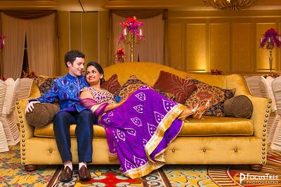 Bhumi & Robbie Sangeet