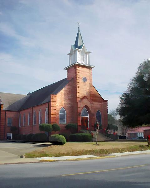 Linden Methodist Church