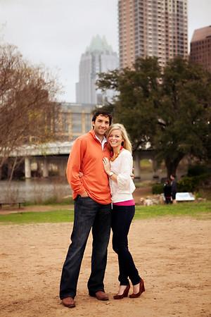 Jonathan and Jessica's Engagement Portraits