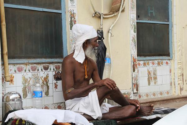 India Nov 2014 - Vrindavan