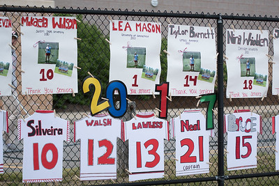 Lakers Boys/Girls Senior Night