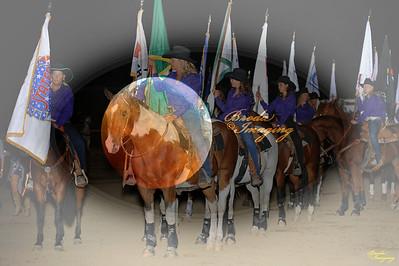 2015 San Bernardino Sheriff's PRCA Rodeo Flags, Friends & More Broda Imaging
